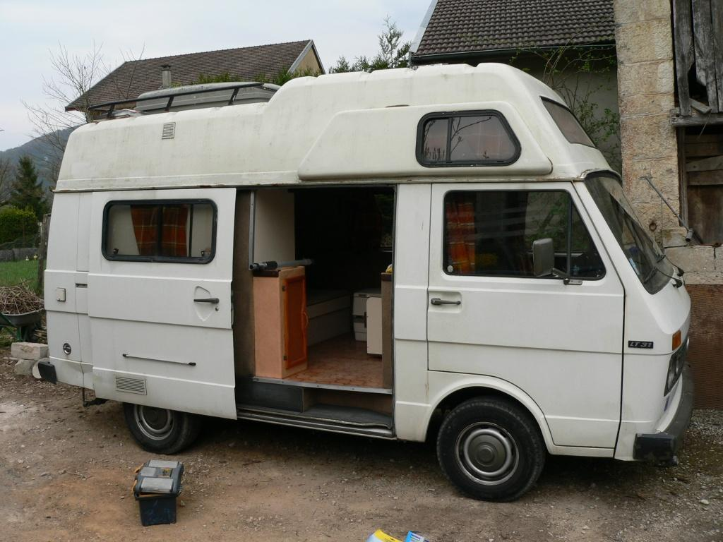 le blog de phil l achat de notre volkswagen lt 31. Black Bedroom Furniture Sets. Home Design Ideas